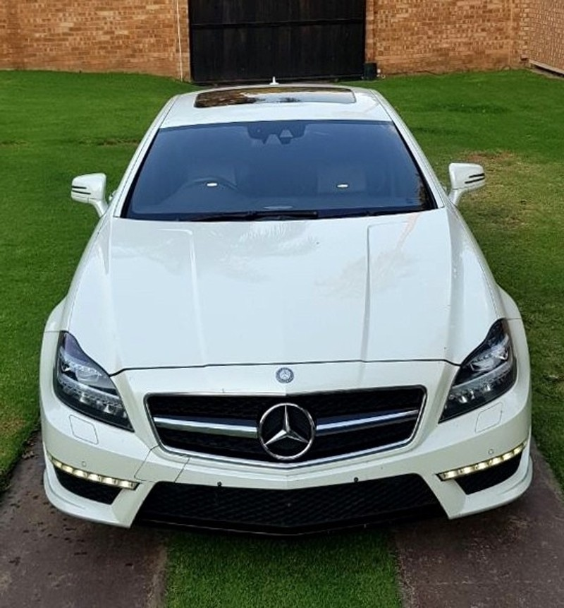 Used mercedes benz cls class 63 amg s for sale in gauteng for Mercedes benz cls amg for sale