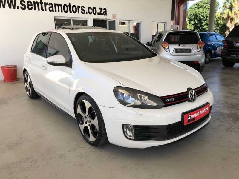 used volkswagen golf vi gti 2 0 tsi for sale in kwazulu natal id 3166063. Black Bedroom Furniture Sets. Home Design Ideas