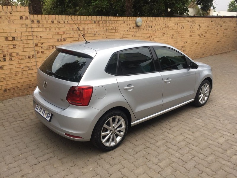 Used Volkswagen Polo 1 2 Tsi Highline 81kw For Sale In