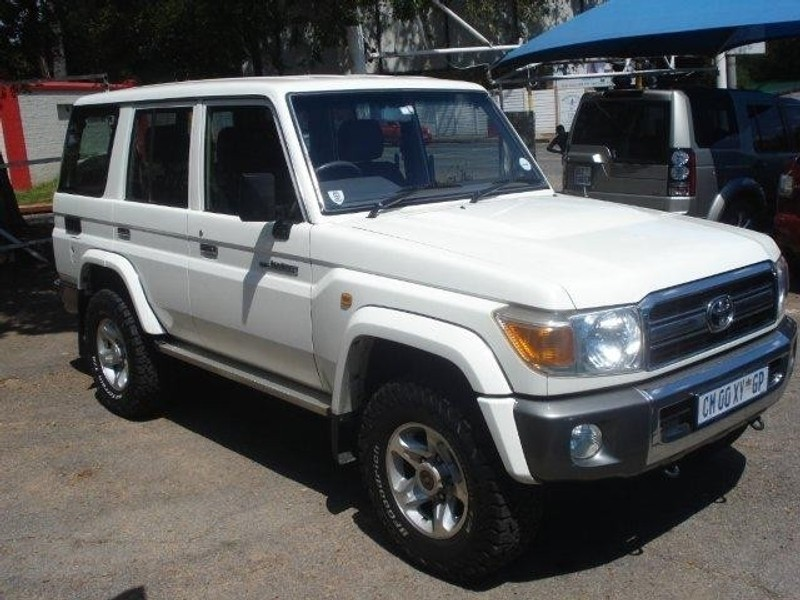 used toyota land cruiser 70 s w for sale in gauteng id 3166469. Black Bedroom Furniture Sets. Home Design Ideas