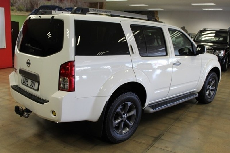 Used Nissan Pathfinder 2 5 Dci Le A T L31 39 For Sale In