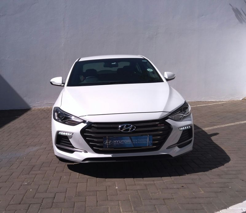 2017 Hyundai Elantra Gt Transmission: Used Hyundai Elantra 1.6 GTDI DCT For Sale In Gauteng