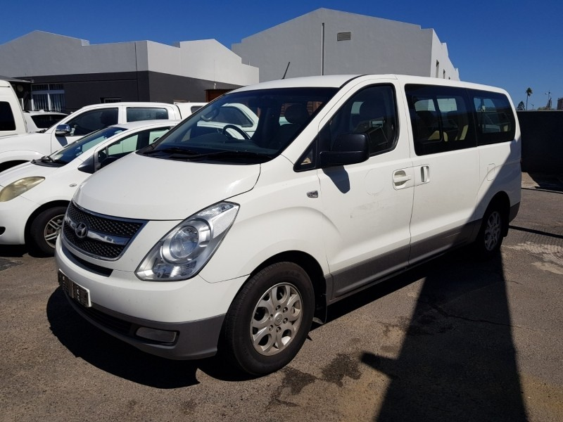 used hyundai h1 2011 hyundai h1 2 4 gls 9 seater marco 0846118882 for sale in western cape. Black Bedroom Furniture Sets. Home Design Ideas