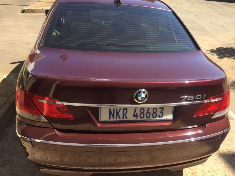 used bmw 7 series 750i full individual e65 for sale in kwazulu natal id 3166979. Black Bedroom Furniture Sets. Home Design Ideas