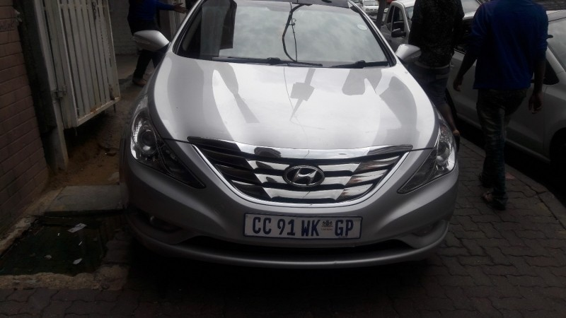 Used Hyundai Sonata 2 0 Gls A T For Sale In Gauteng Cars