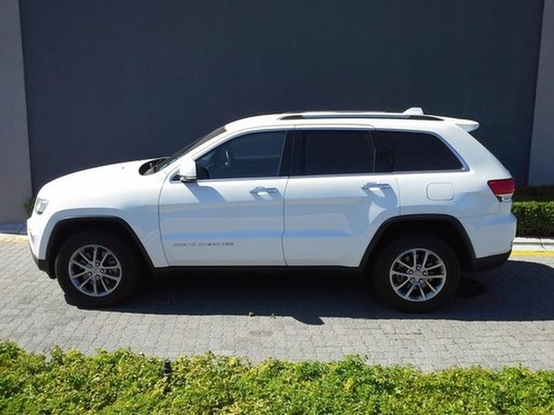 Used Jeep Grand Cherokee 3 0 Crd Limited For Sale In
