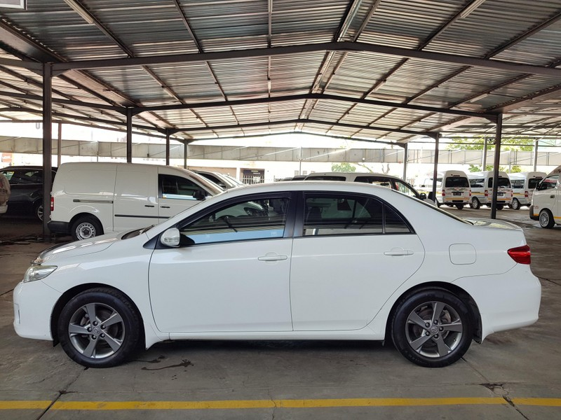 used toyota corolla 1 6 sprinter for sale in gauteng id 3168497. Black Bedroom Furniture Sets. Home Design Ideas