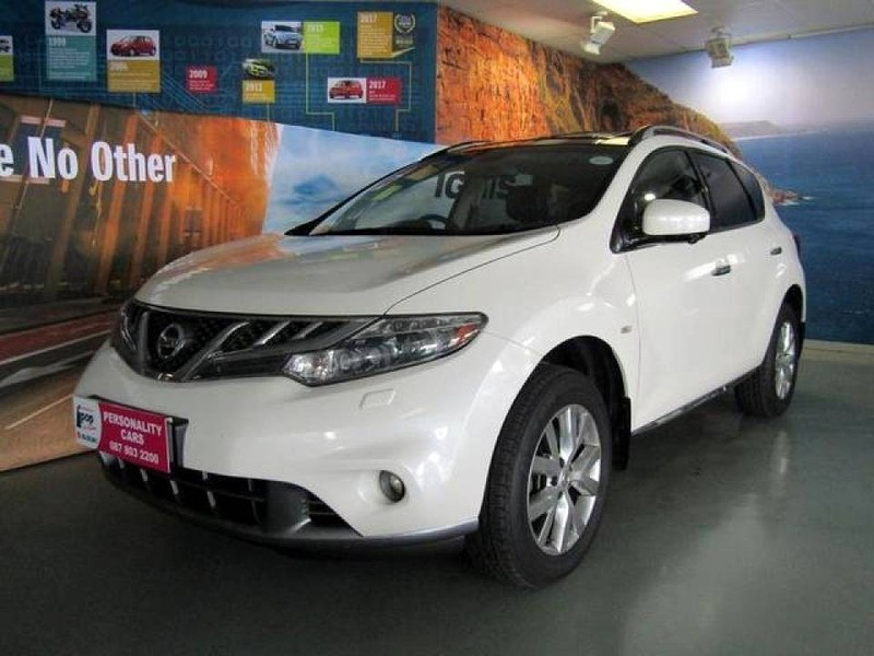 used nissan murano for sale in gauteng id 3168997. Black Bedroom Furniture Sets. Home Design Ideas