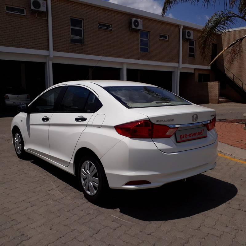 Different Types Of Lexus Cars >> Used Honda Ballade 1.5 Trend CVT for sale in Gauteng - Cars.co.za (ID:3169865)