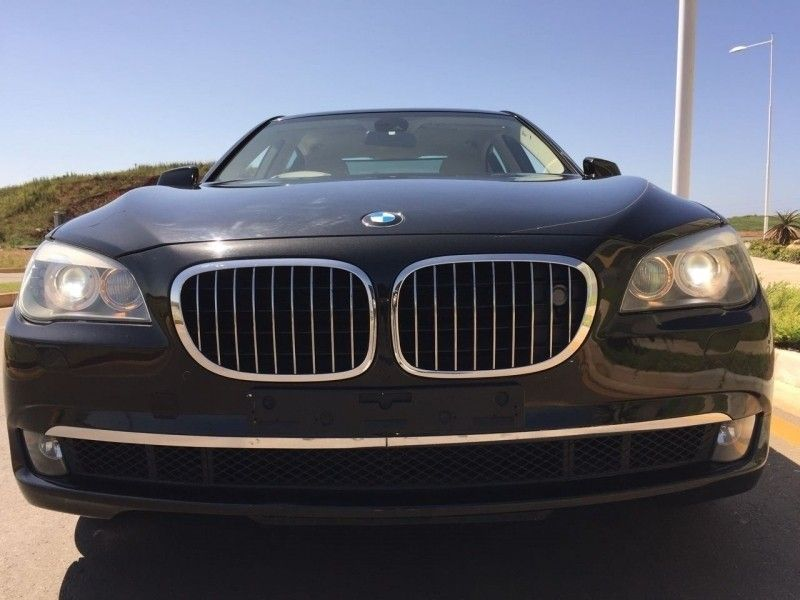 used bmw 7 series 750i absolutely like new all extras for. Black Bedroom Furniture Sets. Home Design Ideas