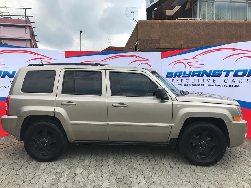used jeep patriot 2 4 limited cvt a t for sale in gauteng id 3171025. Black Bedroom Furniture Sets. Home Design Ideas