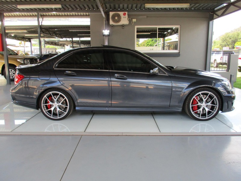 Used Mercedes Benz C Class C63 Amg For Sale In Gauteng
