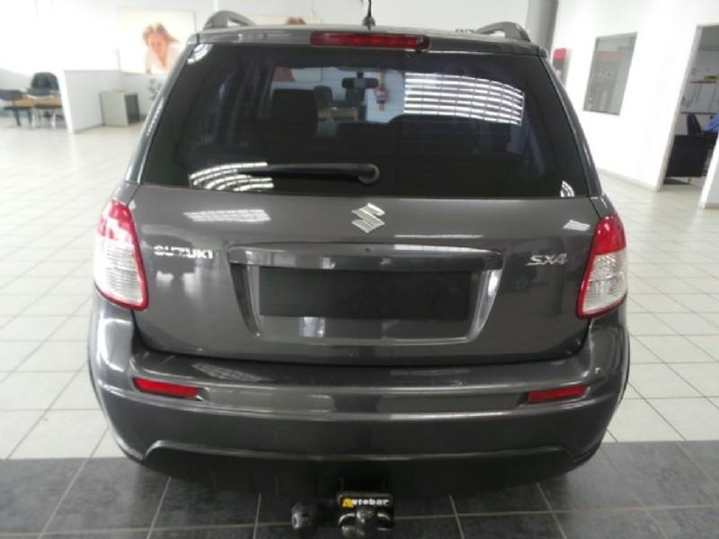 Suzuki Sx Cvt Transmission Specs