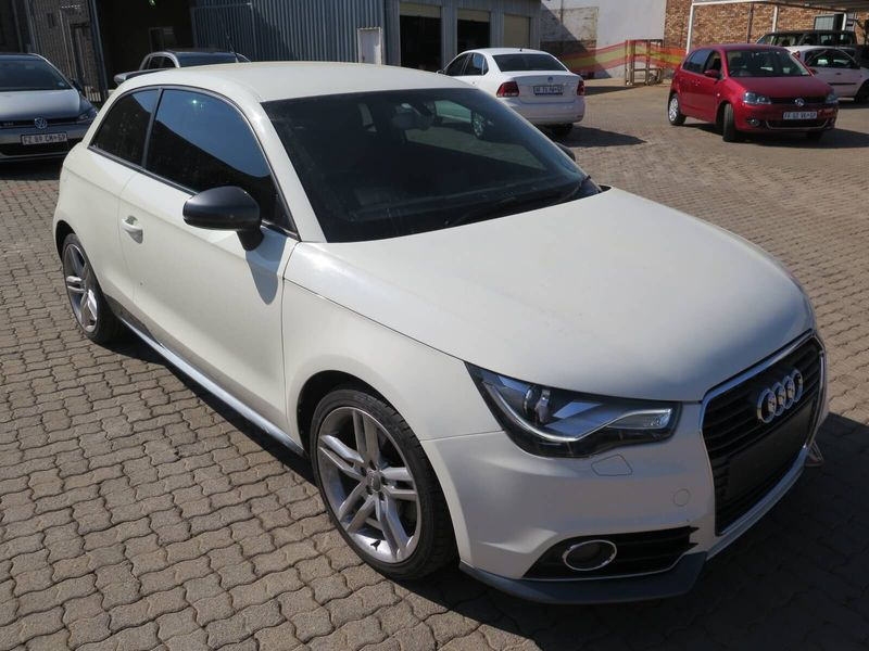 used audi a1 fsi ambition 3dr for sale in gauteng id 3171483. Black Bedroom Furniture Sets. Home Design Ideas