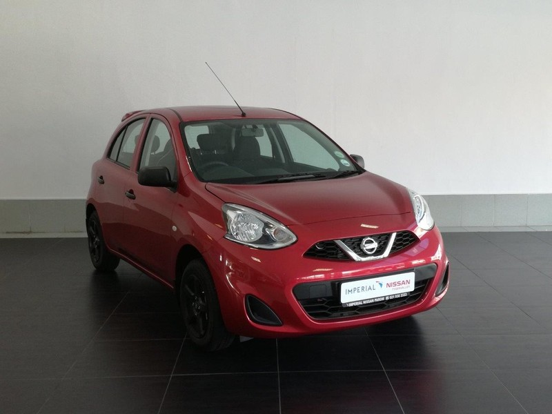 used nissan micra 1 2 active visia for sale in western cape id 3171585. Black Bedroom Furniture Sets. Home Design Ideas
