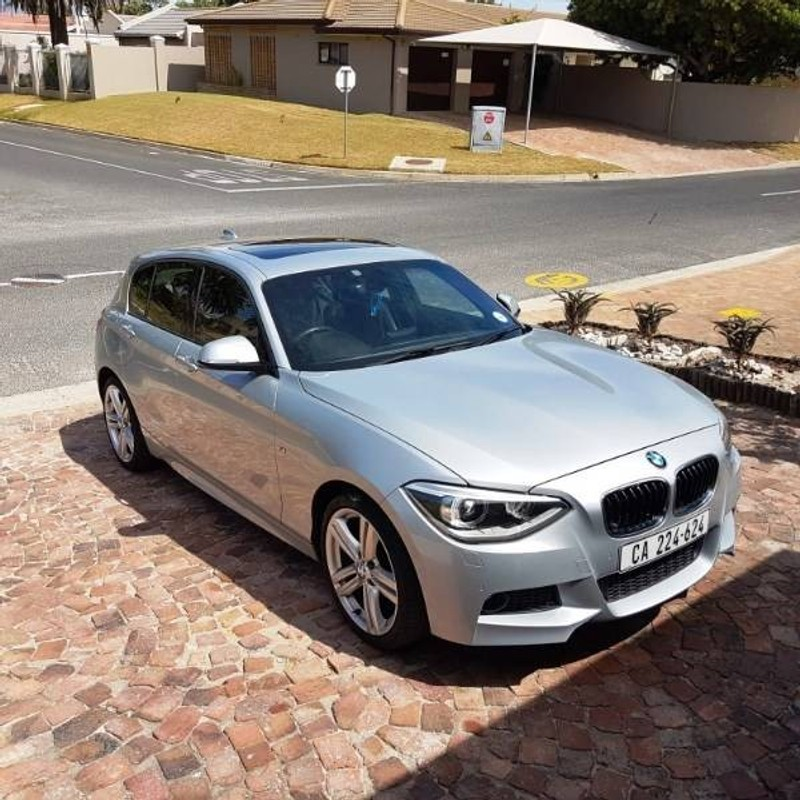 Used BMW 1 Series 120d M Sport 5-Door Auto For Sale In