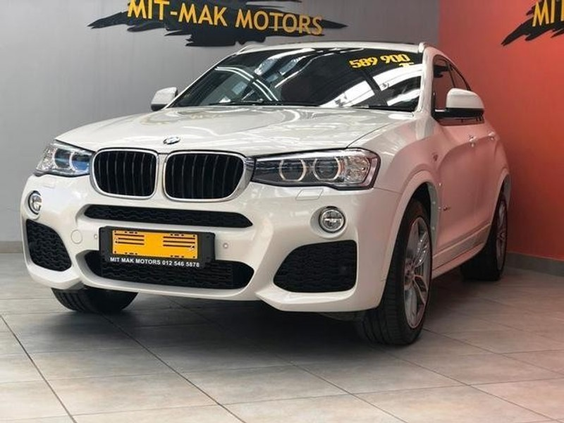 used bmw x4 xdrive20d m sport for sale in gauteng id 3172303. Black Bedroom Furniture Sets. Home Design Ideas