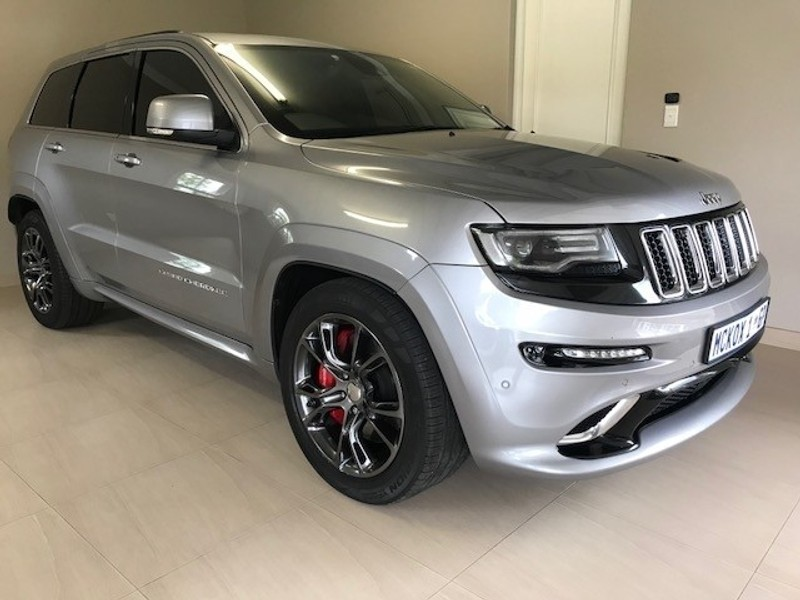 used jeep grand cherokee 6 4 srt for sale in gauteng id 3172833. Black Bedroom Furniture Sets. Home Design Ideas