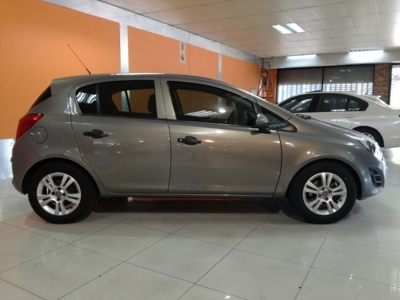 Used Opel Corsa 1 4 Essentia 5dr For Sale In Gauteng