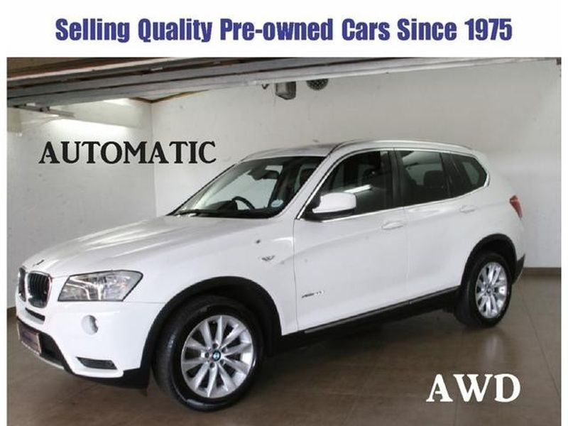 Used Bmw X3 Xdrive20d A T For Sale In Gauteng Cars Co Za Id 3173047