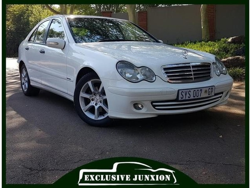 Used Mercedes Benz C Class C180 Be Classic For Sale In