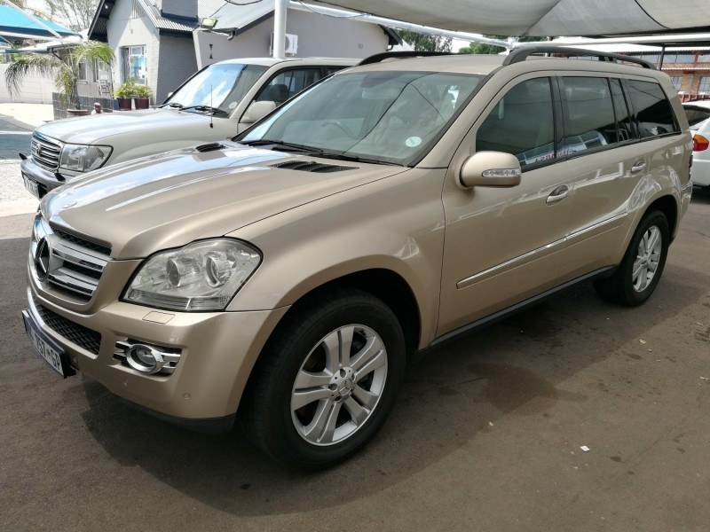 Used mercedes benz gl class gl 320 cdi for sale in gauteng for Mercedes benz gl used
