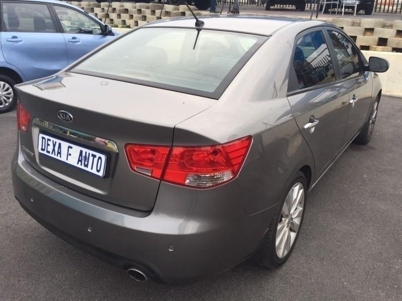 Used Kia Cerato 1 6 5dr For Sale In Gauteng Cars Co Za Id 3173743