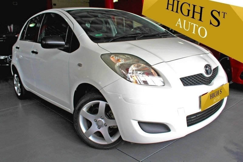 Used Toyota Yaris Zen3 Acs 5dr For Sale In Gauteng Cars