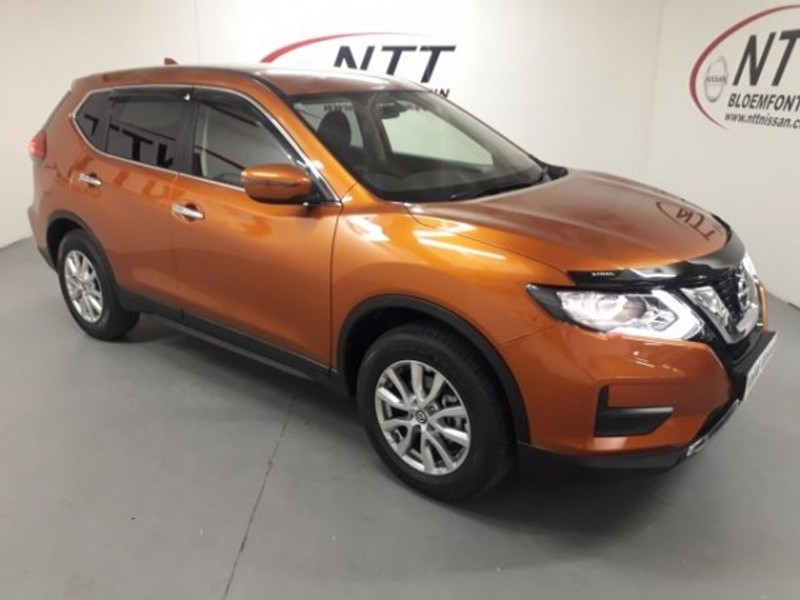 used nissan x trail 2 0 visia for sale in free state id 3174587. Black Bedroom Furniture Sets. Home Design Ideas