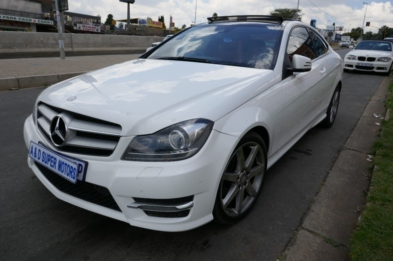 used mercedes benz c class c250 be coupe a t for sale in gauteng id 3174619. Black Bedroom Furniture Sets. Home Design Ideas