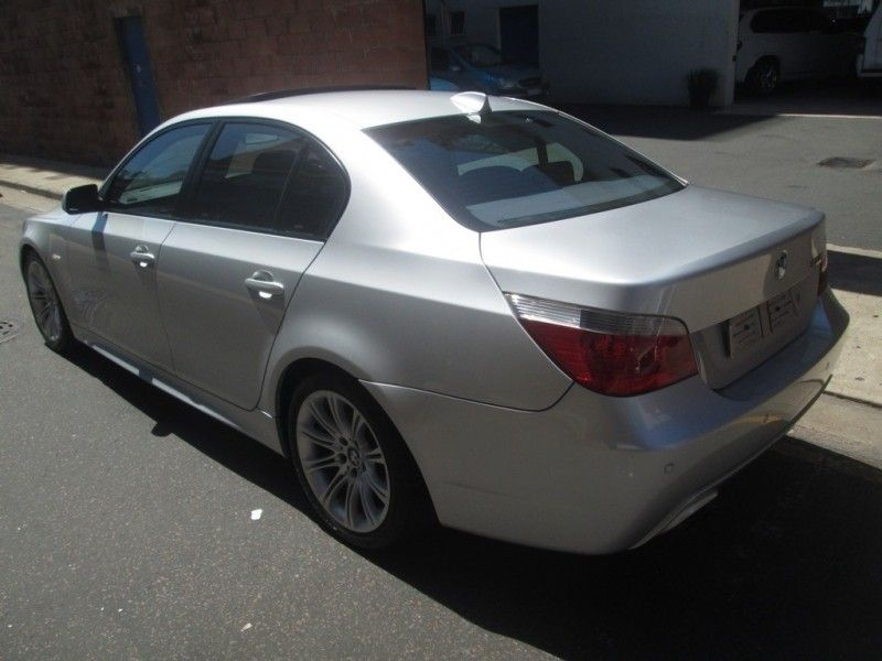 used bmw 5 series 530i sport a t e60 for sale in kwazulu natal id 3175207. Black Bedroom Furniture Sets. Home Design Ideas