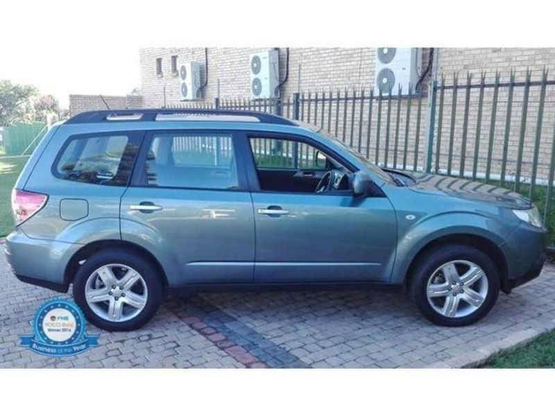 Used Subaru Forester 2 5 Xs For Sale In Gauteng Cars Co Za Id 3175307