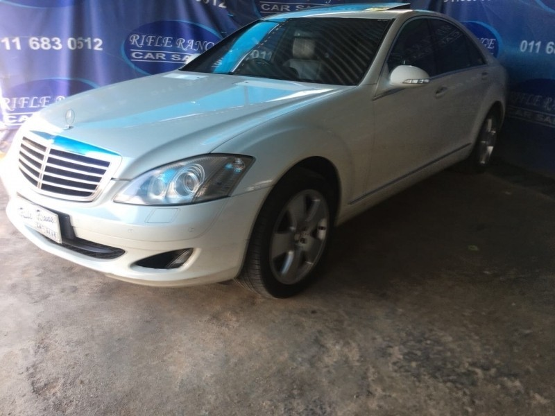 Used mercedes benz s class s 320cdi for sale in gauteng for 2007 mercedes benz s class for sale
