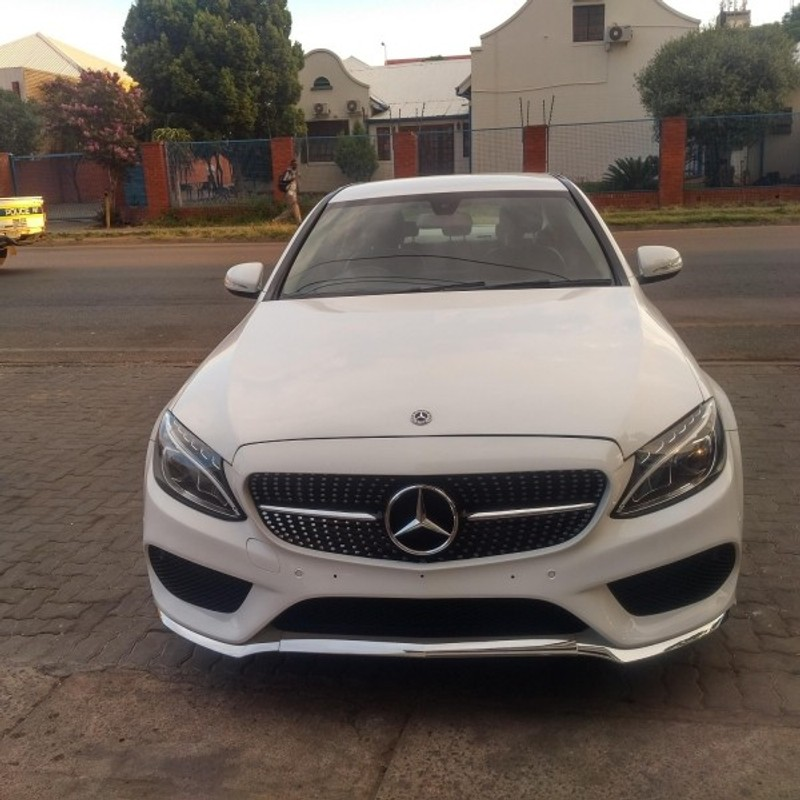 Used mercedes benz c class c 180 avantgarde a t for sale for Mercedes benz c class used cars for sale