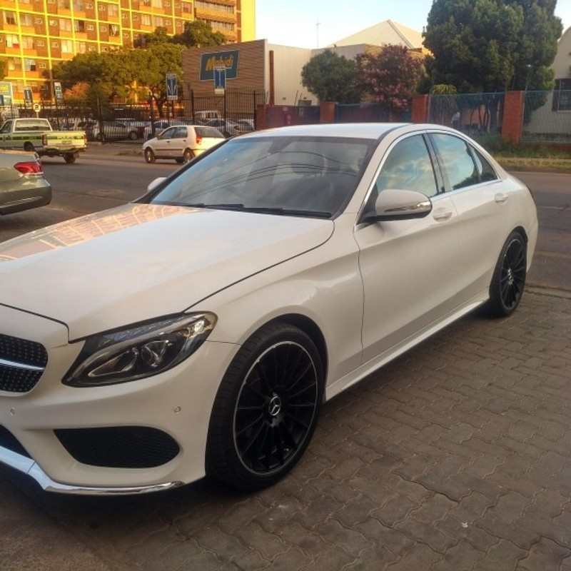 Used mercedes benz c class c 180 avantgarde a t for sale for Mercedes benz c class sale