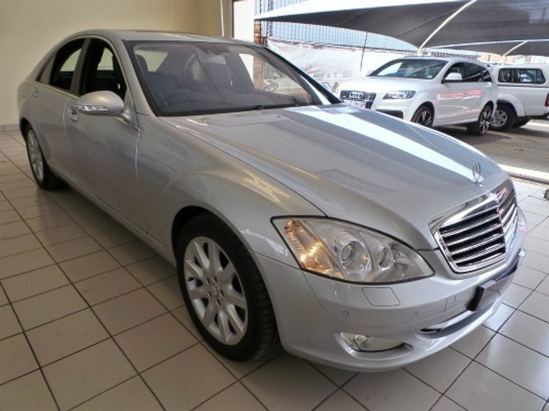 Used mercedes benz s class s 500 for sale in gauteng for 2007 mercedes benz s550 price