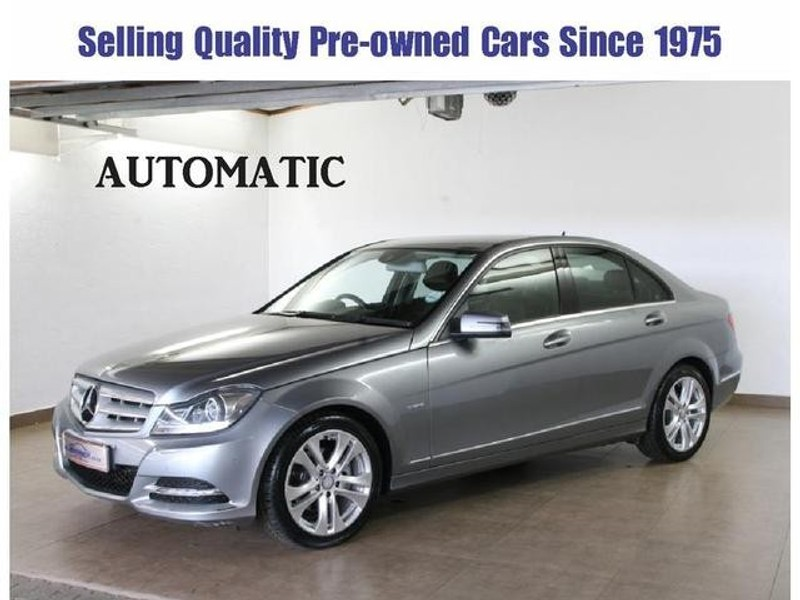 Used Mercedes Benz C Class C180 Be Classic A T For Sale In