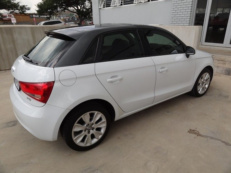 2012 audi a1 for sale in gauteng 10