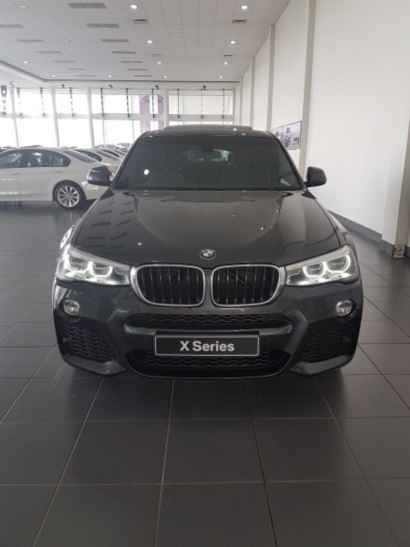 Used Bmw X4 X4 Xdrive 20d For Sale In Mpumalanga Cars Co