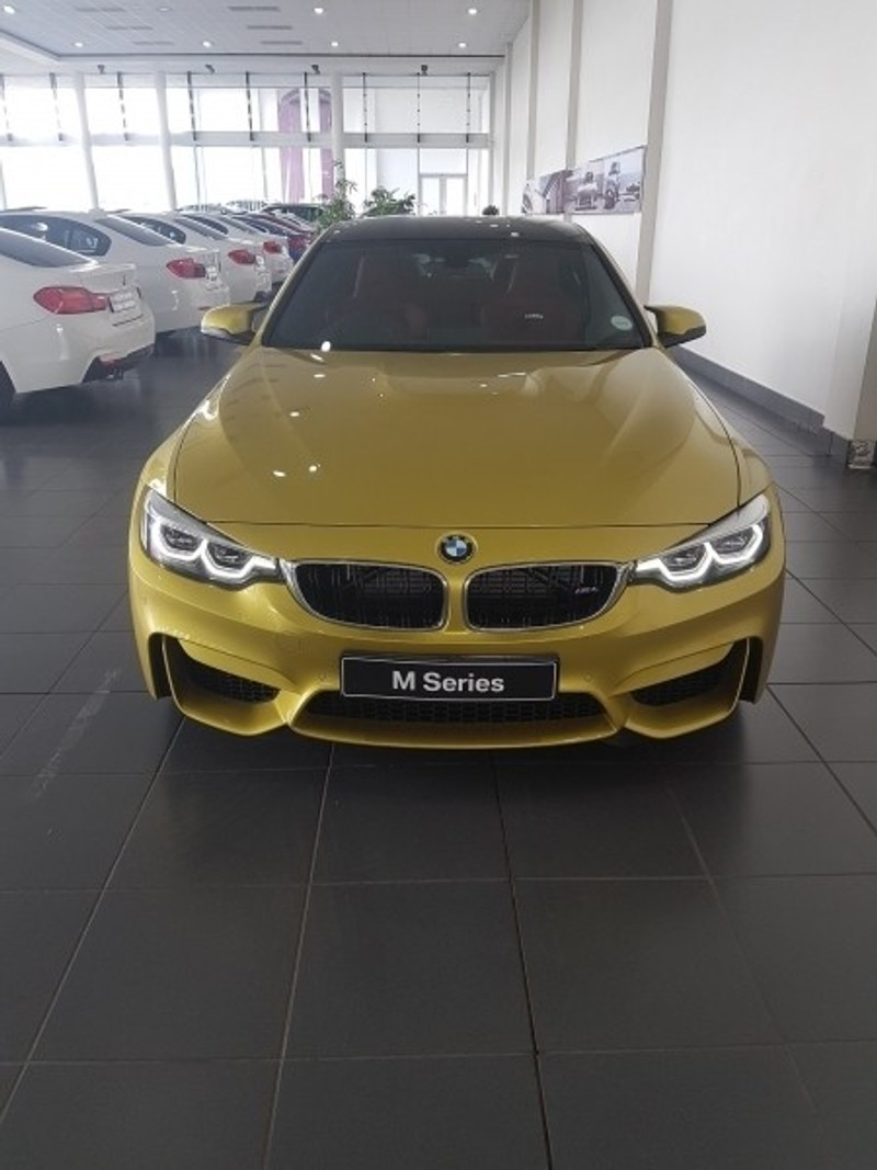 used bmw m4 m4 coupe for sale in mpumalanga id 3176721. Black Bedroom Furniture Sets. Home Design Ideas