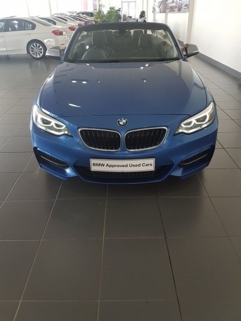 used bmw m2 m240i convertible for sale in mpumalanga id 3176737. Black Bedroom Furniture Sets. Home Design Ideas