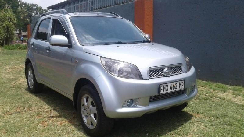 Used Daihatsu Terios For Sale In Gauteng Cars Co Za Id