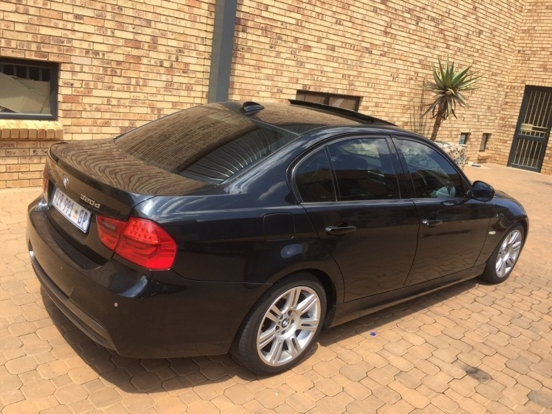 Used Bmw 3 Series 320d M Sport Auto For Sale In Gauteng