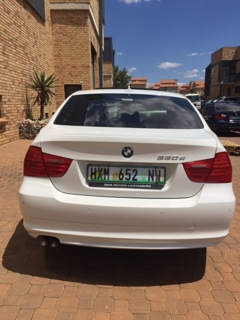 Used Bmw 3 Series 330d Exclusive A T E90 For Sale In