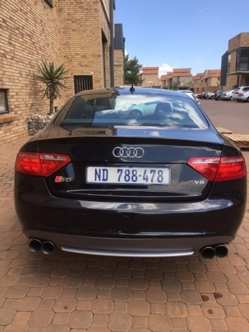 used audi s5 quattro for sale in gauteng id 3177105. Black Bedroom Furniture Sets. Home Design Ideas