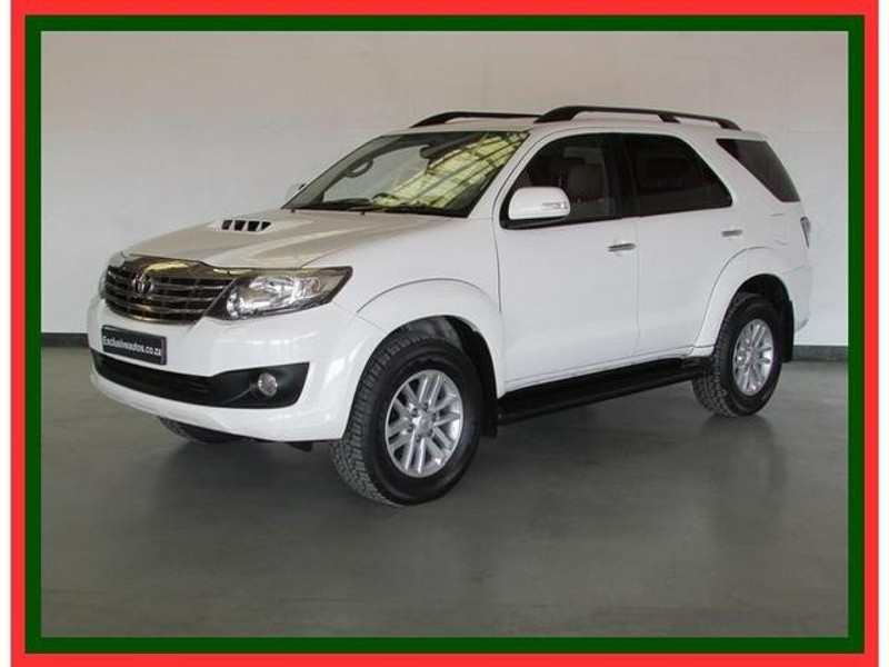 Used Toyota Fortuner 3 0d 4d 4x4 A T For Sale In Gauteng Cars Co Za Id 3177613