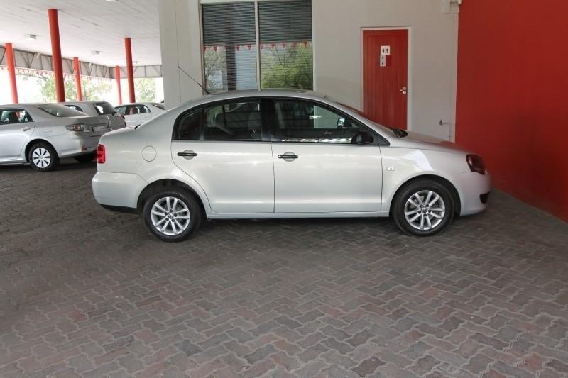 Used Volkswagen Polo Vivo 1 6 For Sale In Western Cape