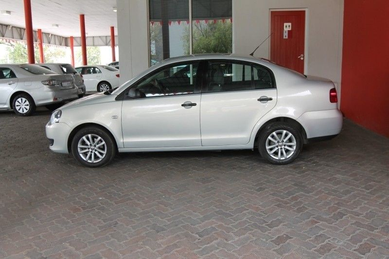 Used Volkswagen Polo Vivo 1 6 For Sale In Western Cape Cars Co Za Id 3178061