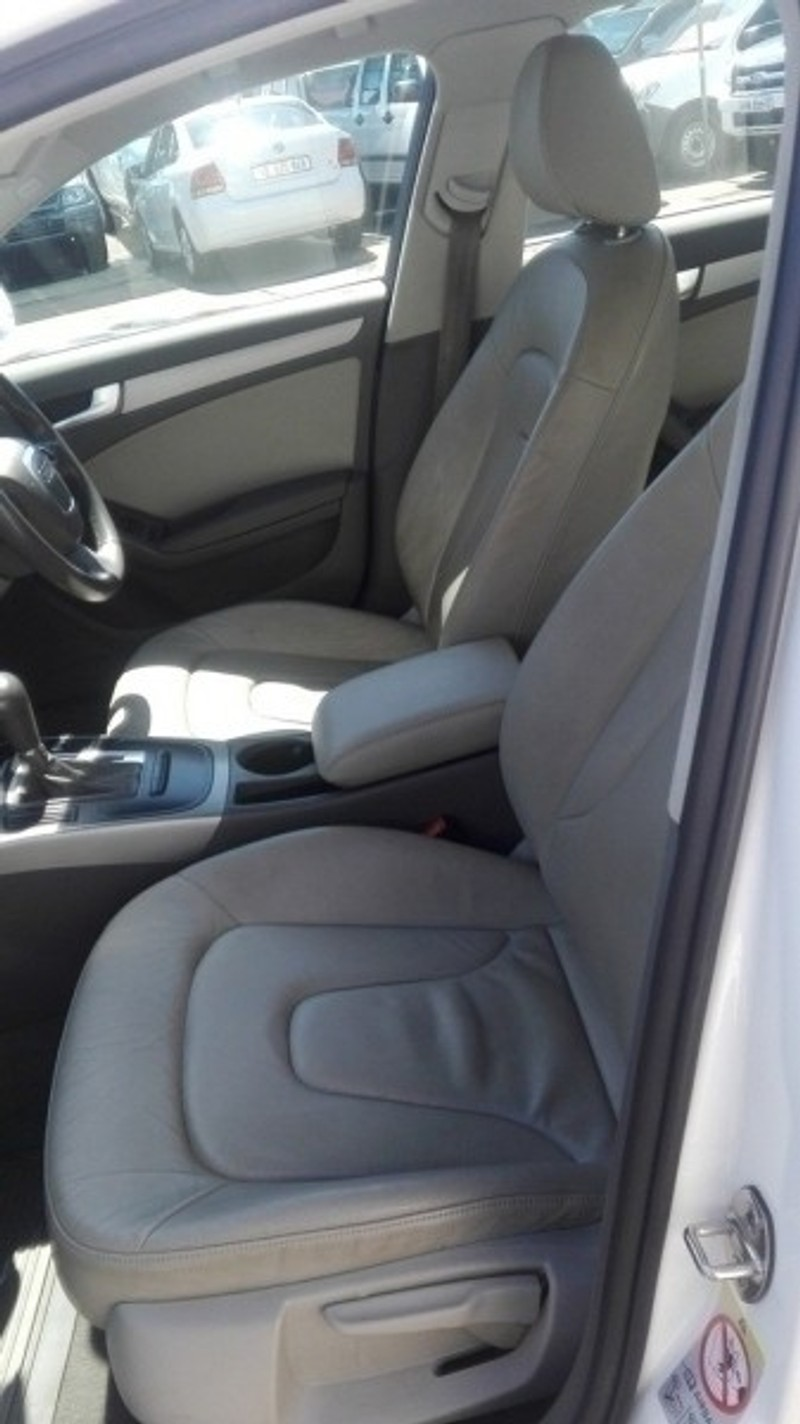 Used Audi A4 1 8t Ambition Multitronic B8 For Sale In