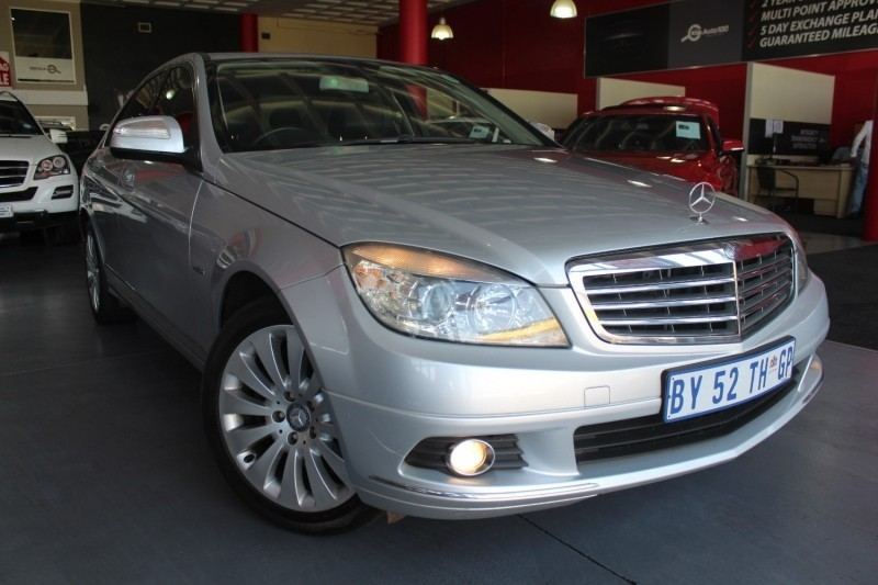 Used mercedes benz c class c350 elegance a t for sale in for Mercedes benz 2009 c350